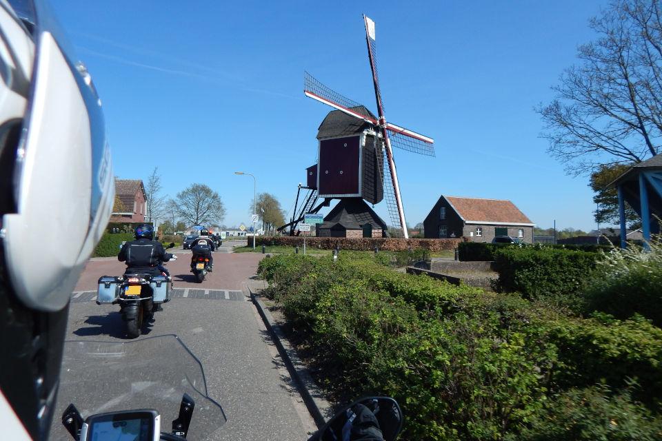 Motorrijbewijspoint Lelystad motorrijlesplan